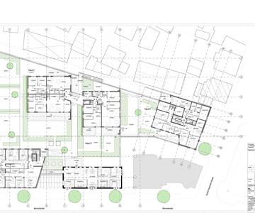 Entwurf und Planung: BFK-Architekten, Stuttgart